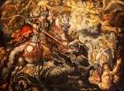 Лубни: відкрилася ювілейна виставка живопису Олександра Литвинова