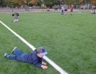 Миргород: у ЗОШ № 9 незабаром відкриють сучасне футбольне поле
