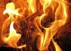 Лохвиця: рятувальники ліквідували пожежу в госпбудівлі