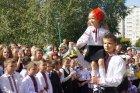 У школах Полтави пролунали перші дзвоники (фото)