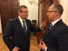 Вилкул: Непрофессионализм правительства наносит сильный удар по восприятию европейского вектора в глазах украинцев