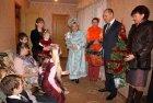 Міський голова привітав зі Святом Миколая велику родину подружжя Шкаровських