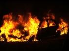 У Вишняках згорів