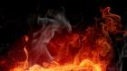 Кобеляцький район: палаюча альтанка ледь не знищила сусідню новобудову