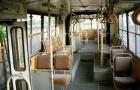 Кременчук: місто не зменшує чисельності громадського транспорту і навчає