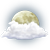 Погода в Полтаве - облачность